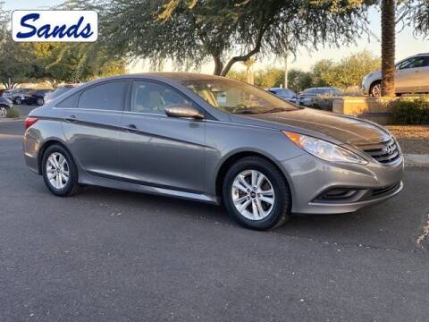 2014 Hyundai Sonata for sale at Sands Chevrolet in Surprise AZ