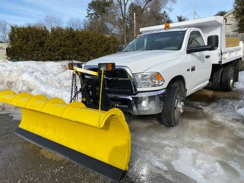 2012 RAM Ram Chassis 3500 for sale at ALL Motor Cars LTD in Tillson NY