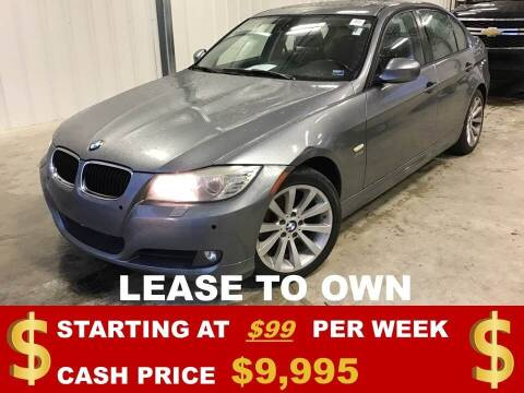 2011 BMW 3 Series for sale at Auto Mart USA in Kansas City MO