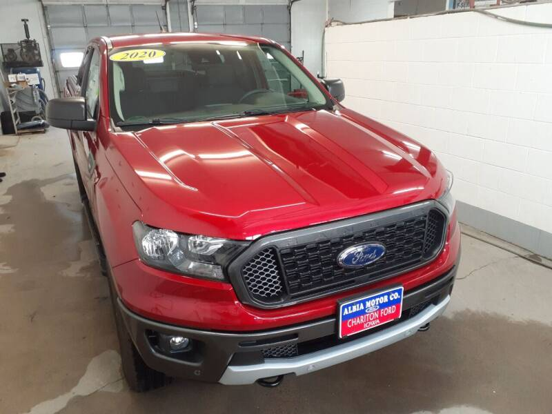 2020 Ford Ranger for sale at Albia Motor Co in Albia IA