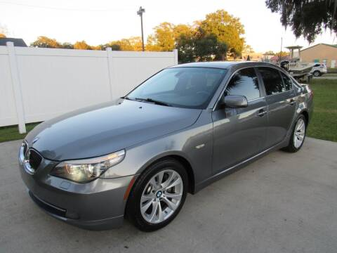 2009 BMW 5 Series for sale at D & R Auto Brokers in Ridgeland SC