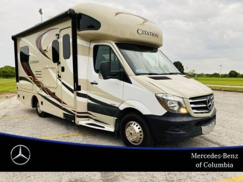 2014 Mercedes-Benz Sprinter Cab Chassis for sale at Preowned of Columbia in Columbia MO