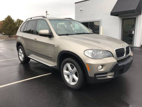 2007 BMW X5 for sale at Third Avenue Motors Inc. in Carmel IN