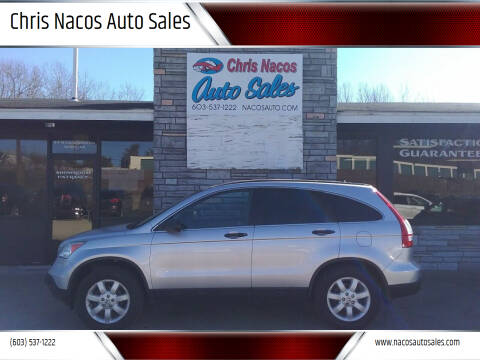 2009 Honda CR-V for sale at Chris Nacos Auto Sales in Derry NH