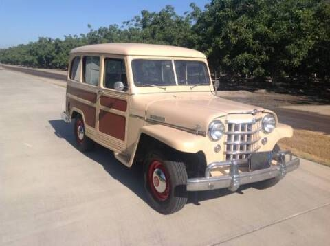 1951 Willys Overland for sale at Classic Car Deals in Cadillac MI