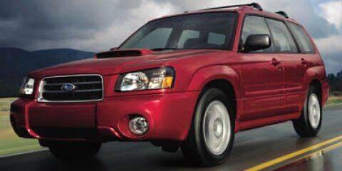 2005 Subaru Forester for sale at DUNCAN SUZUKI in Pulaski VA
