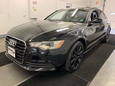2014 Audi A6 for sale at TOWNE AUTO BROKERS in Virginia Beach VA