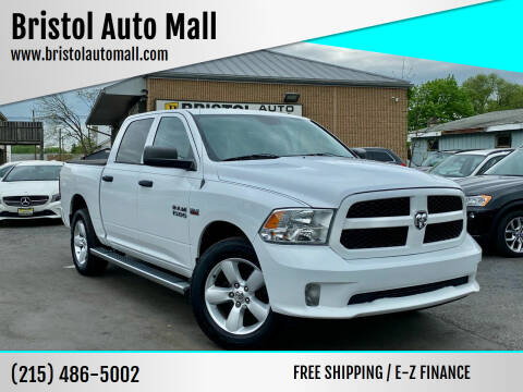 2014 RAM Ram Pickup 1500 for sale at Bristol Auto Mall in Levittown PA