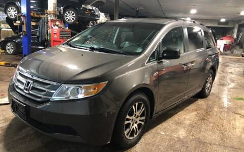 2011 Honda Odyssey for sale at Six Brothers Auto Sales in Youngstown OH