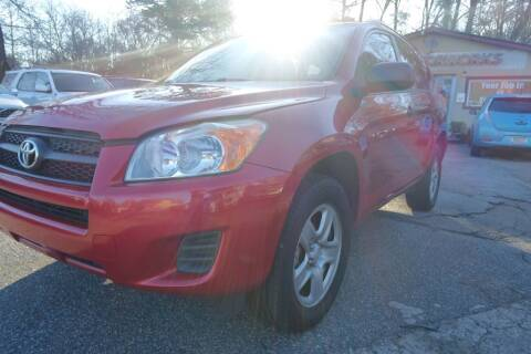 2010 Toyota RAV4 for sale at E-Motorworks in Roswell GA