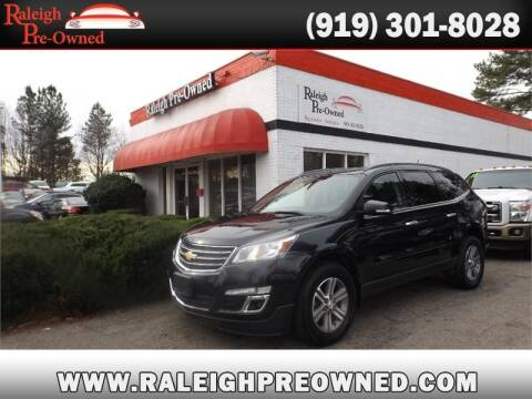 2015 Chevrolet Traverse for sale at Raleigh Pre-Owned in Raleigh NC