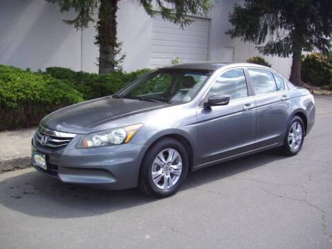 2011 Honda Accord for sale at K W Imports in Salem OR