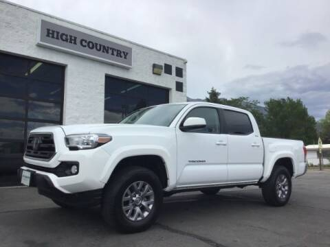 2018 Toyota Tacoma for sale at High Country Motor Co in Lindon UT