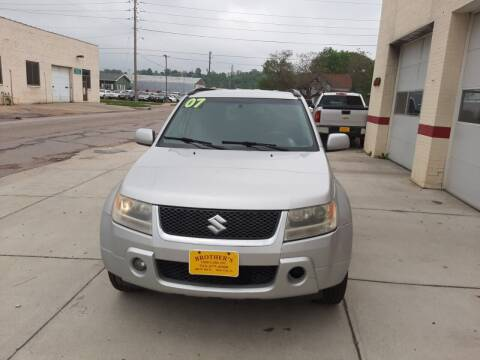 2007 Suzuki Grand Vitara for sale at Brothers Used Cars Inc in Sioux City IA