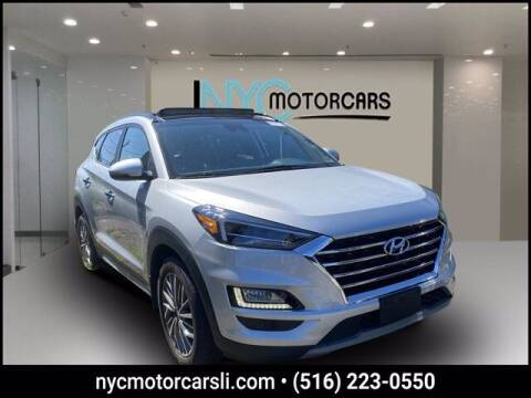 2019 Hyundai Tucson for sale at NYC Motorcars in Freeport NY