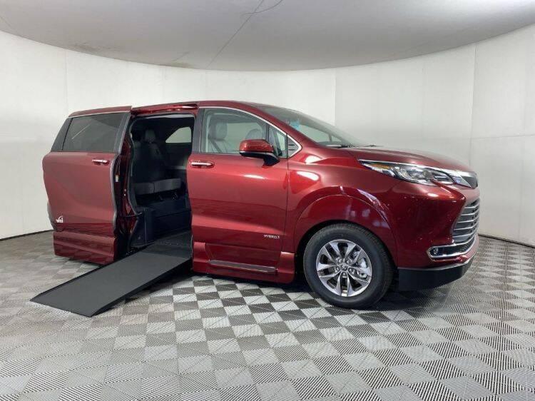 2021 Toyota Sienna for sale in Phoenix, AZ