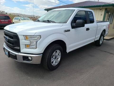 2015 Ford F-150 for sale at Lewis Blvd Auto Sales in Sioux City IA