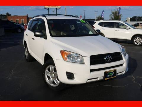2010 Toyota RAV4 for sale at AUTO POINT USED CARS in Rosedale MD