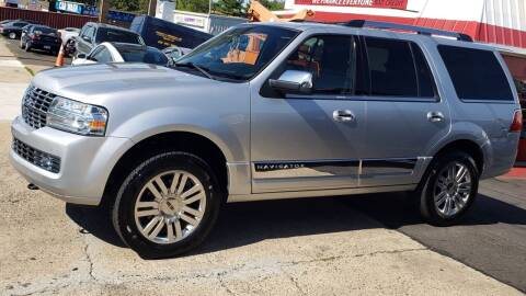 2011 Lincoln Navigator for sale at PA Auto World in Levittown PA