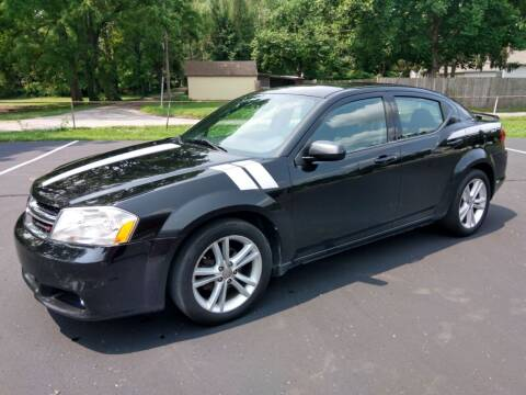 2013 Dodge Avenger for sale at Eddie's Auto Sales in Jeffersonville IN