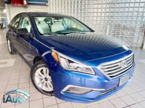 2016 Hyundai Sonata for sale at iAuto in Cincinnati OH