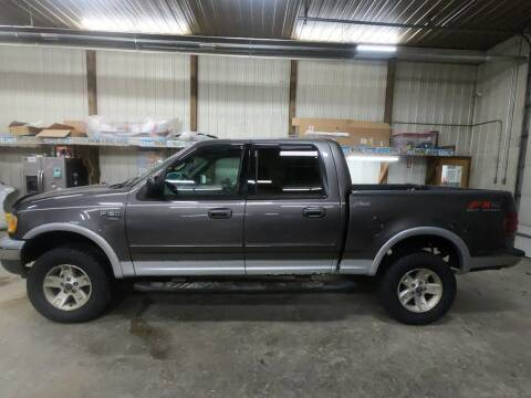 2002 Ford F-150 for sale at Alpha Auto - Mitchell in Mitchel SD