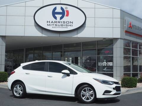 2018 Chevrolet Cruze for sale at Harrison Imports in Sandy UT