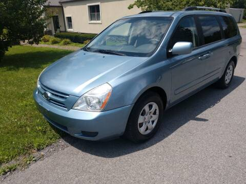 2009 Kia Sedona for sale at Wallet Wise Wheels in Montgomery NY