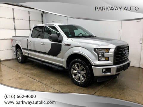 2017 Ford F-150 for sale at PARKWAY AUTO in Hudsonville MI