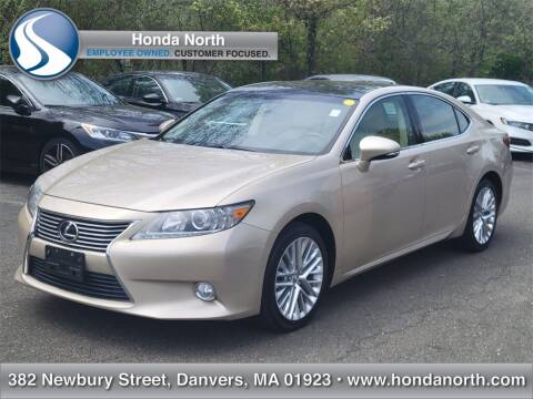 2013 Lexus ES 350 for sale at 1 North Preowned in Danvers MA