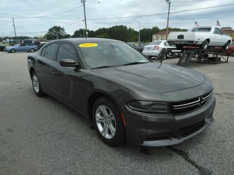 2015 Dodge Charger for sale at Kelly & Kelly Supermarket of Cars in Fayetteville NC