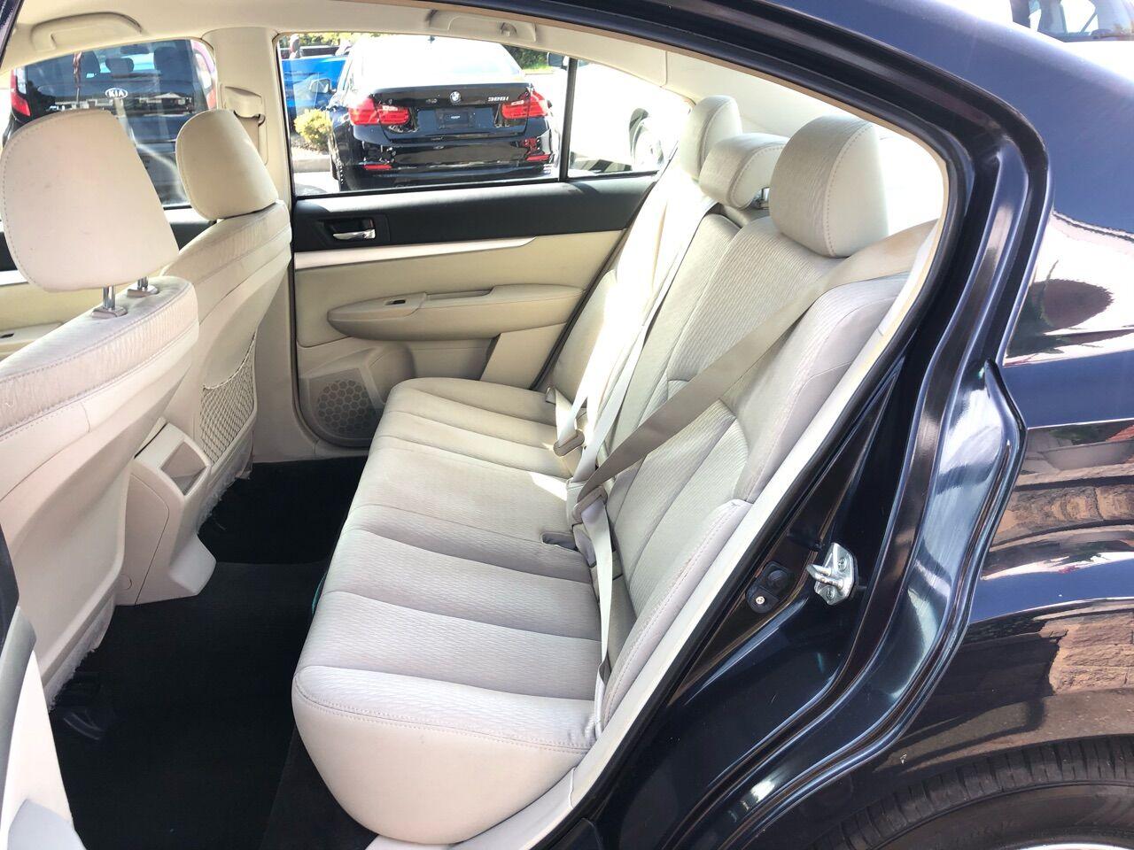 2012 Subaru Legacy 4dr Car