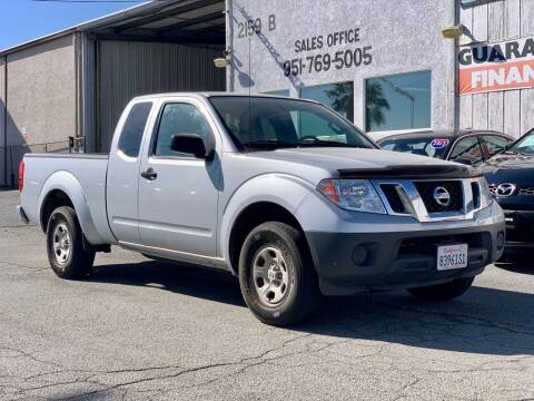 2015 Nissan Frontier for sale at Auto Source in Banning CA