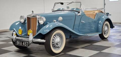 1951 MG TD for sale at 920 Automotive in Watertown WI