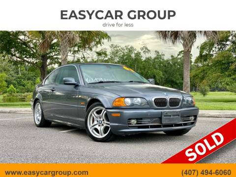 2001 BMW 3 Series for sale at EASYCAR GROUP in Orlando FL