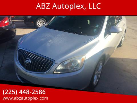 2012 Buick Verano for sale at ABZ Autoplex, LLC in Baton Rouge LA