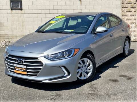 2017 Hyundai Elantra for sale at Somerville Motors in Somerville MA