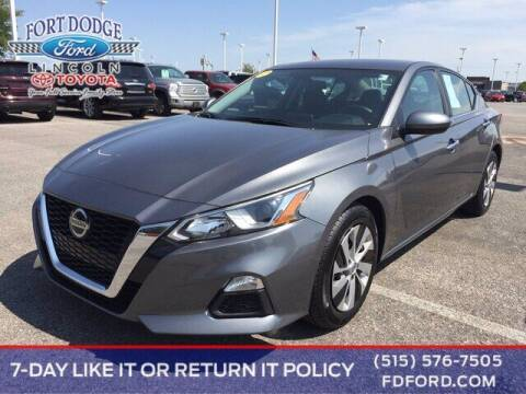 2019 Nissan Altima for sale at Fort Dodge Ford Lincoln Toyota in Fort Dodge IA