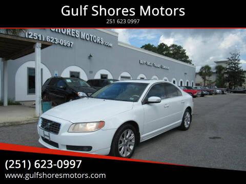 2009 Volvo S80 for sale at Gulf Shores Motors in Gulf Shores AL