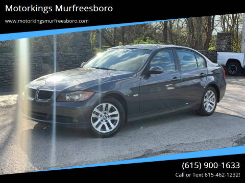 2006 BMW 3 Series for sale at Motorkings Murfreesboro in Murfreesboro TN