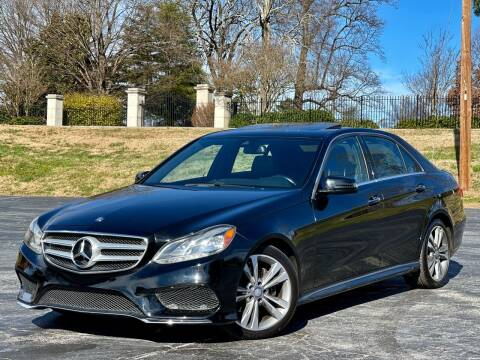 2014 Mercedes-Benz E-Class for sale at Sebar Inc. in Greensboro NC