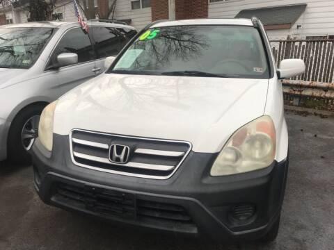 2005 Honda CR-V for sale at Dad's Auto Sales in Newport News VA