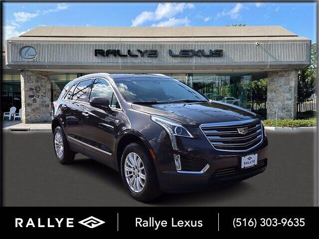 2018 Cadillac XT5 for sale at RALLYE LEXUS in Glen Cove NY