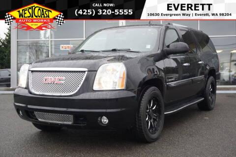 2008 GMC Yukon XL for sale at West Coast Auto Works in Edmonds WA