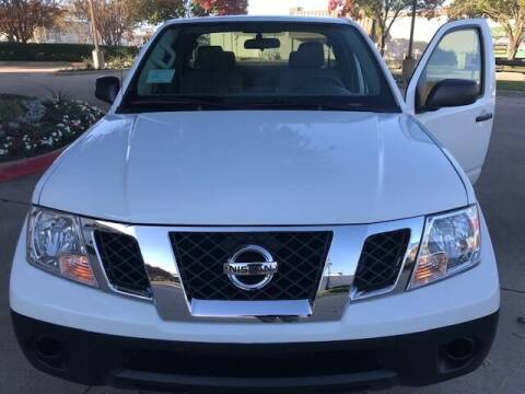 2019 Nissan Frontier for sale at Reliable Auto Sales in Plano TX