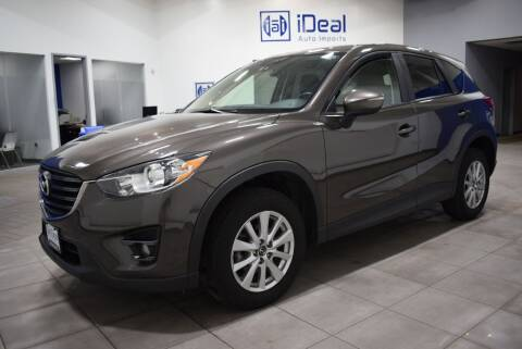 2016 Mazda CX-5 for sale at iDeal Auto Imports in Eden Prairie MN