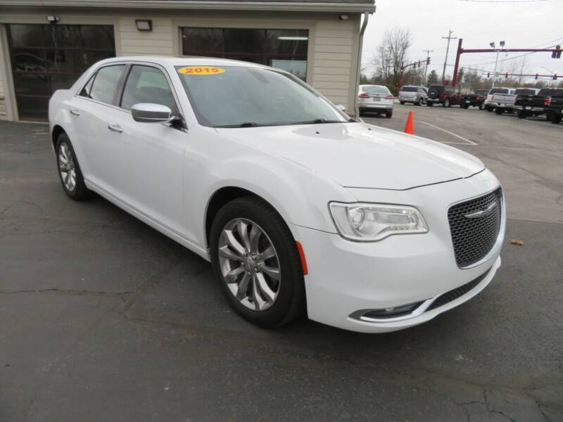 2015 Chrysler 300 for sale at Tri-County Pre-Owned Superstore in Reynoldsburg OH