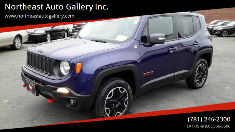 2016 Jeep Renegade for sale at Northeast Auto Gallery Inc. in Wakefield Ma MA