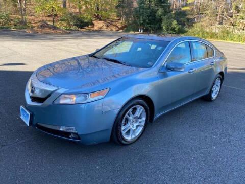 2010 Acura TL for sale at Car World Inc in Arlington VA