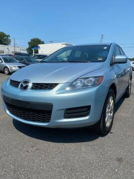 2008 Mazda CX-7 for sale at REGIONAL AUTO CENTER in Fredericksburg VA